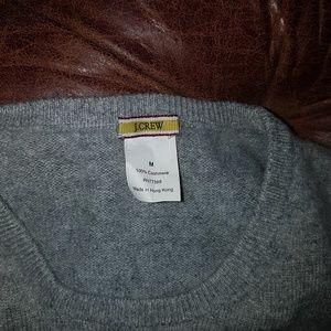 J. Crew Tops - J.Crew cashmere Gray colored vest